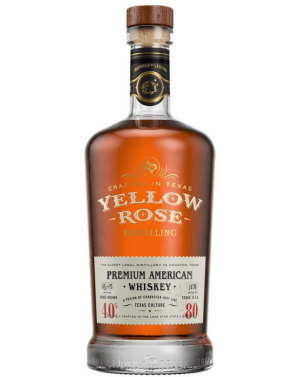 Yellow Rose Whiskey