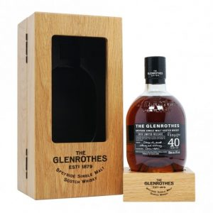 The Glenrothes 40 Y.O